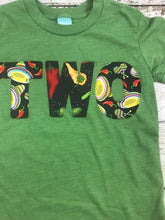 Load image into Gallery viewer, Fiesta birthday shirt, fiesta outfit, hot pepper shirt