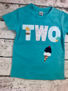 Ice cream birthday shirt, ice cream party, ice cream shirt