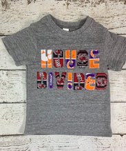 Load image into Gallery viewer, Kids House divided shirts, made to order house divided tees for family, Football shirt