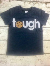Load image into Gallery viewer, tough cookie shirt Chocolate chip Cookie Birthday Tee Organic Shirt chocolate chip cookie shirt cookie party children's birthday shirt
