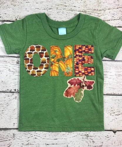 Ready to ship size 12/18, Fall birthday shirt, Autumn birthday decor