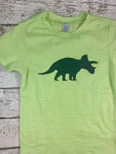 Load image into Gallery viewer, Dinosaur Shirt, kids dinosaur shirt, Dinosaur party