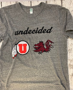 House divided shirts, undecided shirt, made to order house divided tees for family