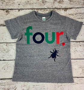 Bug shirt, bug birthday shirt, bug birthday party