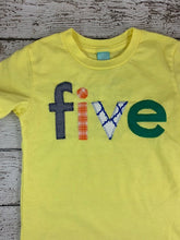 Load image into Gallery viewer, Primary colors birthday shirt, Colorful birthday shirt, custom birthday shirt kids