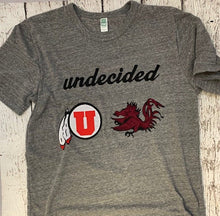 Load image into Gallery viewer, House divided shirts, undecided shirt, made to order house divided tees for family