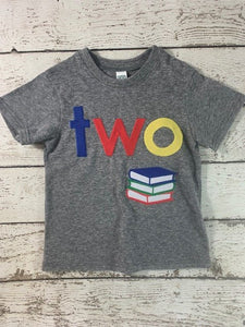 Books shirt, book party, book birthday party