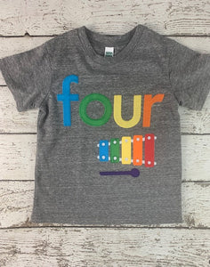 xylophone, xylophone shirt, Music party
