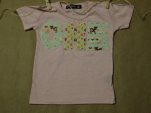 Girls Barnyard Farm Animal Birthday Shirt Organic Blend Farm Party Small Animal print including pig cow sheep etc and flowers