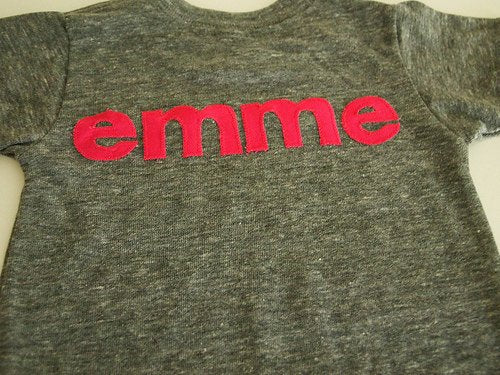 Custom Personalized Name Shirt for Boy or Girl Tons of Fabric Prints to Chose From