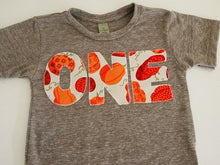 Load image into Gallery viewer, Pumpkin Shirt Birthday Shirt Organic Shirt Blend Halloween pumpkin patch orange