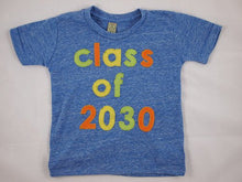 Load image into Gallery viewer, Class of Tshirt School pictures class gift teacher pre school first day of school shirt graduation shirt