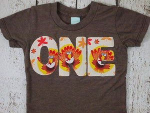 Thanksgiving Shirt Organic Shirt Blend Halloween Turkey party add name birthday whatever you like