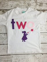 Load image into Gallery viewer, Bubble party bubble shirt Bubble theme birthday shirt can be customized for boys or girls any age and color kid's clothing custom shirt