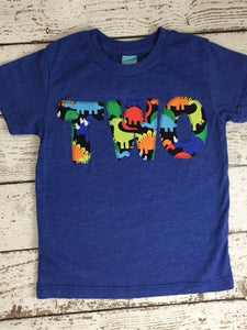 Dinosaur Shirt, dinosaur birthday shirt, dinosaur birthday