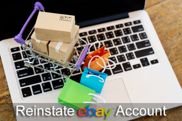 Reinstate Suspended Ebay Account