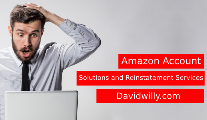 Amazon Account Solutions and Reinstatement Services