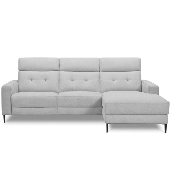 Angelina : Chaise Sofa Electric Recliner
