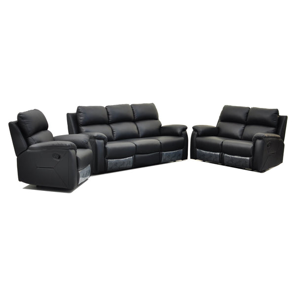 Boston : Recliner Suite - Modern Home Furniture