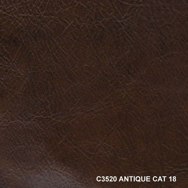 LEATHER SAMPLE ANTIQUE