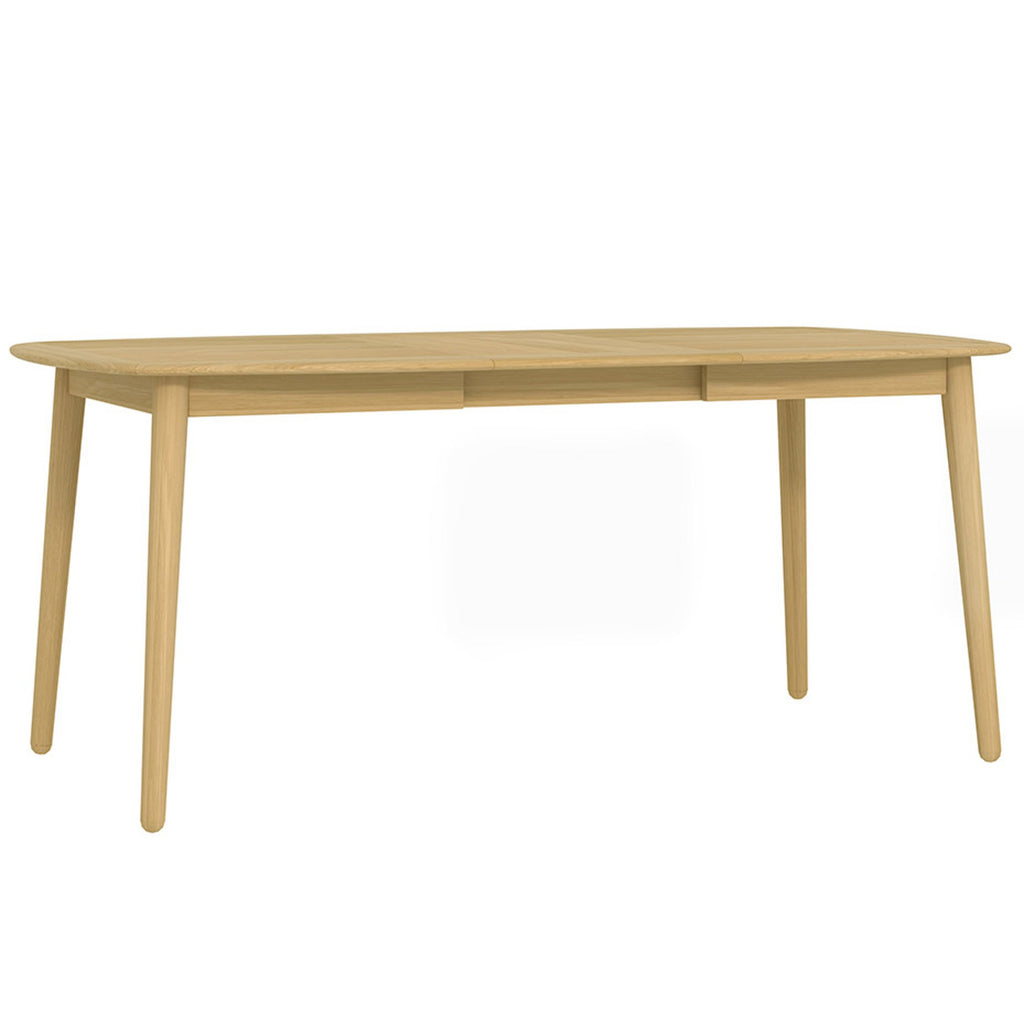 Kyoto: Extension Dining Table in American White Oak timber - Modern Home Furniture