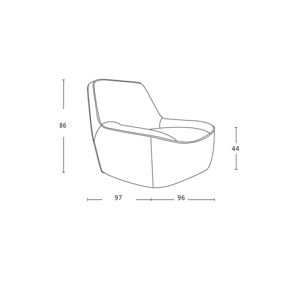 Coco : Accent Chair | Arm Chair - Modern Home Furniture