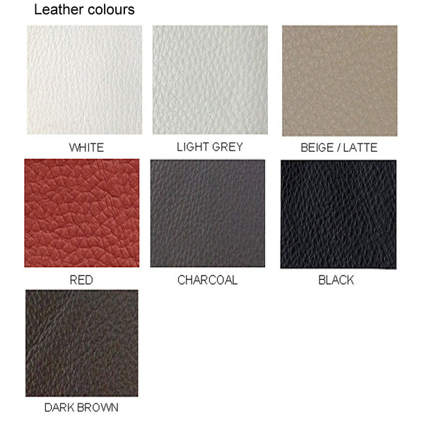 Walter Leather Sample