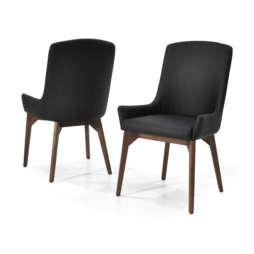Monte Carlo : Dining Chair with Timber Frame - Modern Home Furniture