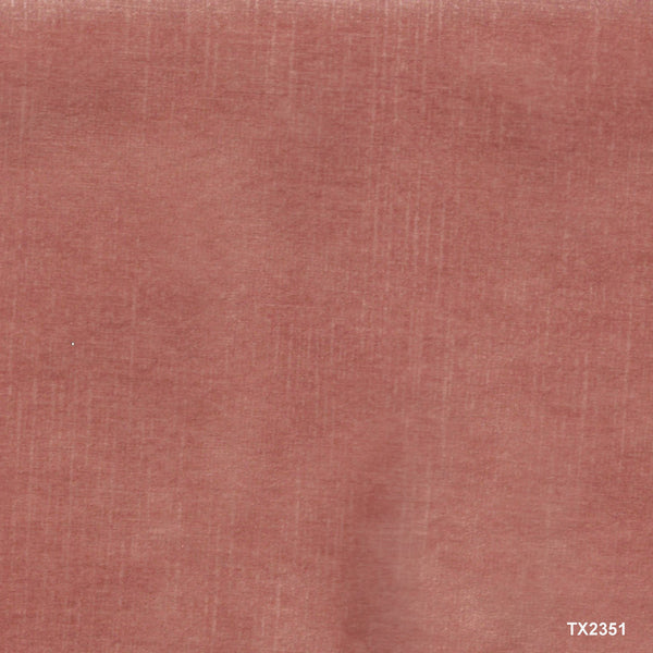 Blush velvet sample
