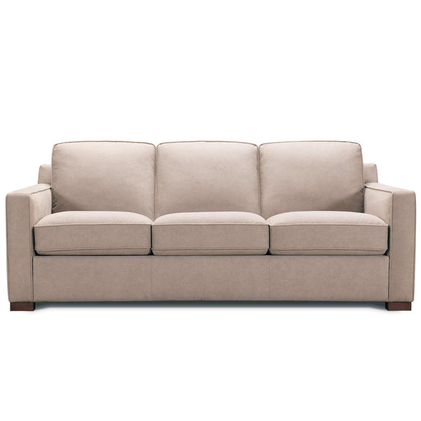 Webster Sofa Bed in Fabric with Memory Foam Mattress Box Arm Modern Design