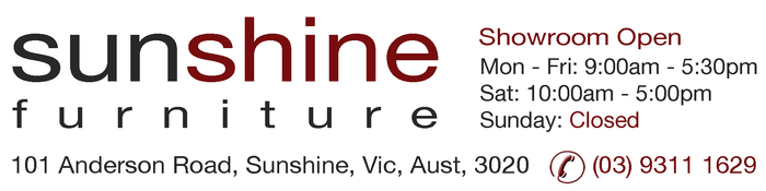 Sunshine Furniture - Online Quality Furniture Store in Melbourne