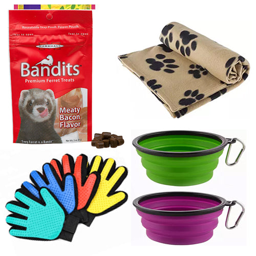 Fantastic Ferret Furbaby Bundle