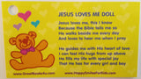 Jesus Loves Me Doll™