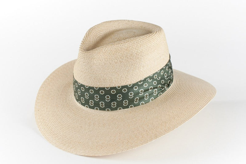 Akubra Reef - Natural Straw