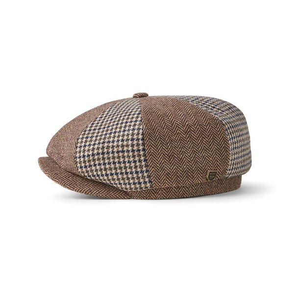Brixton Fender Philly Baggy Snap Cap - Mocha