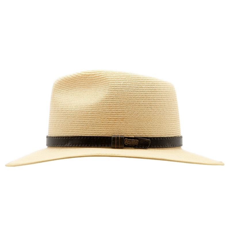 Side view of Akubra Balmoral hat