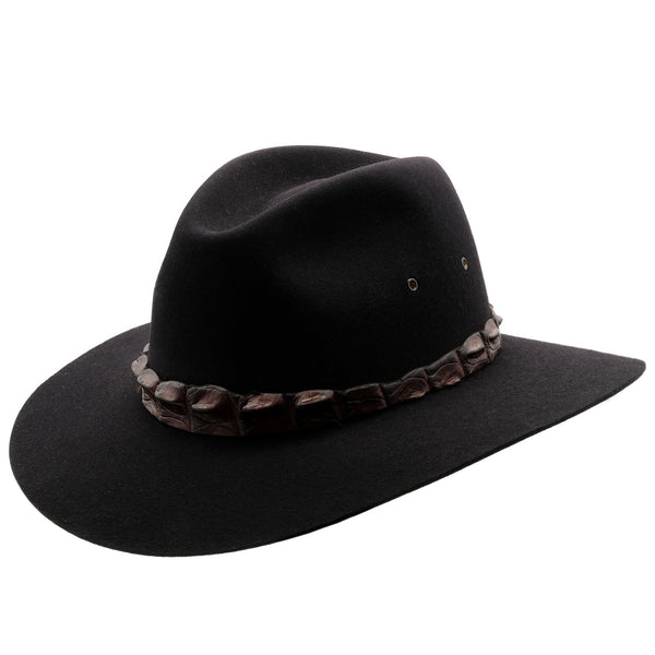 Akubra Coolabah - Black