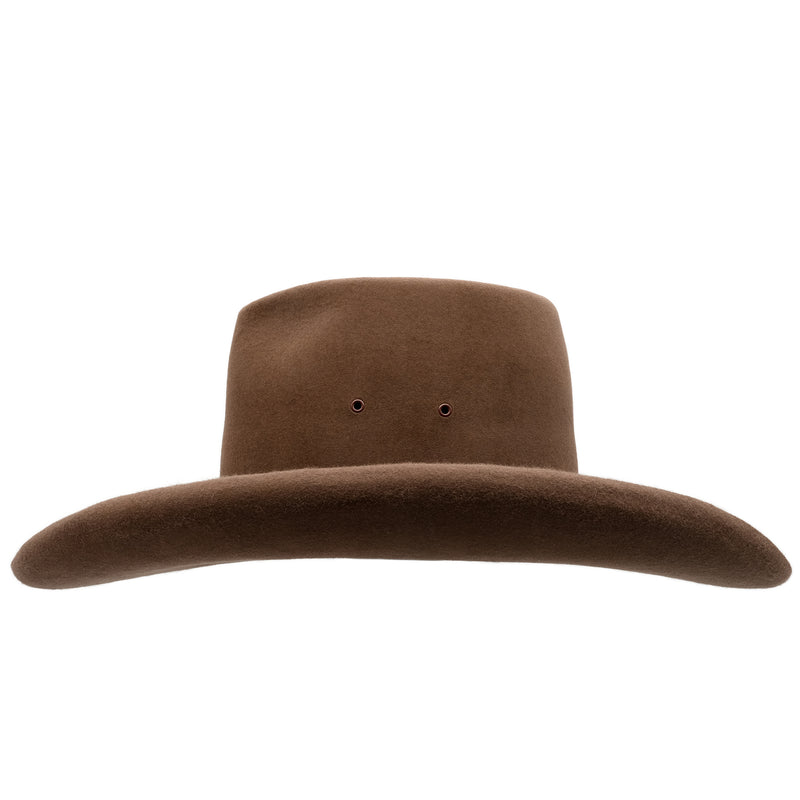 Side view of Akubra Sombrero in Fawn