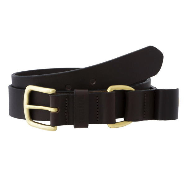 coiled Akubra Stockman Belt