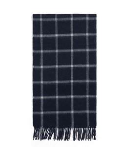 Failsworth Check Lambswool Scarf - CHECK 508