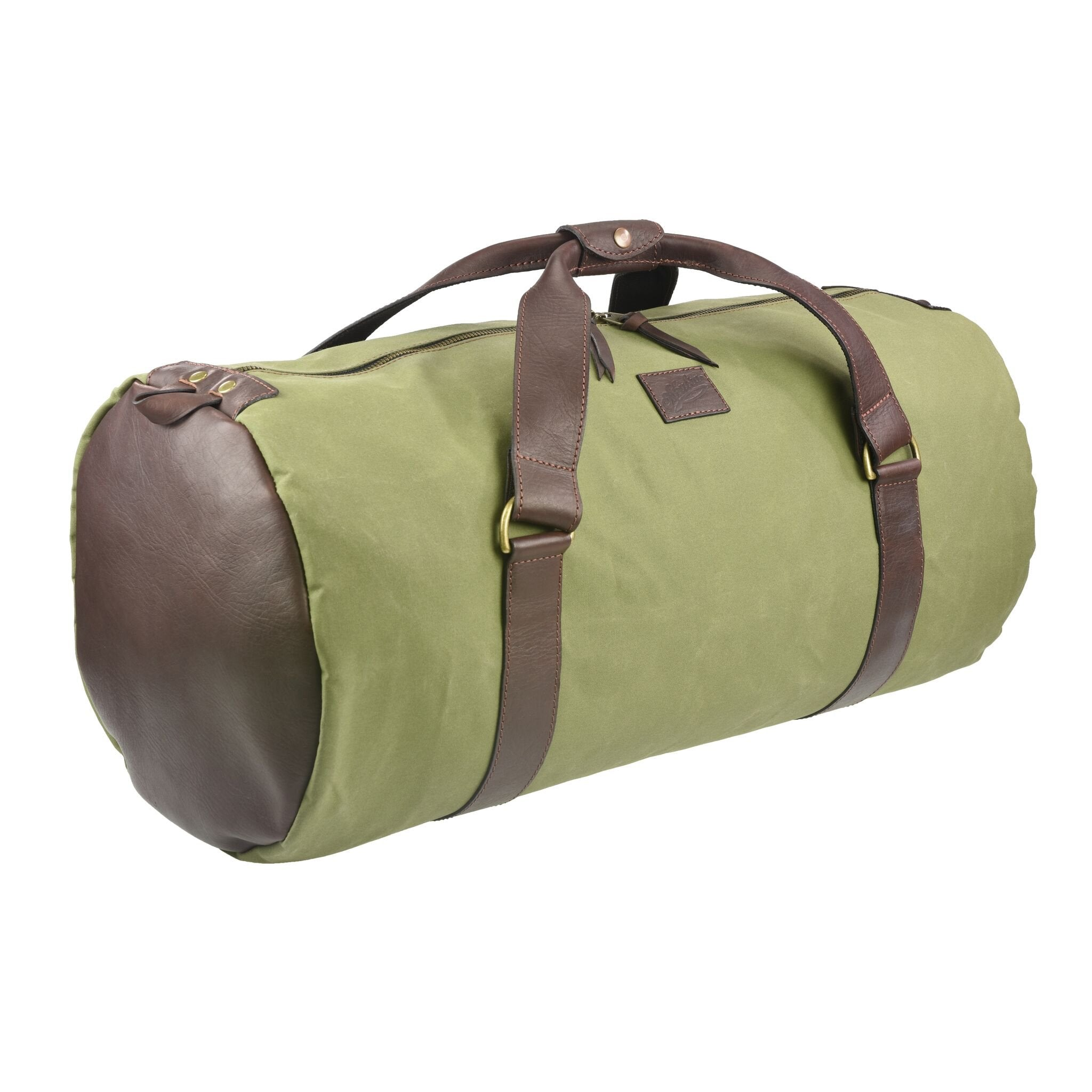 Akubra Murrumbidgee Drum Bag - Green