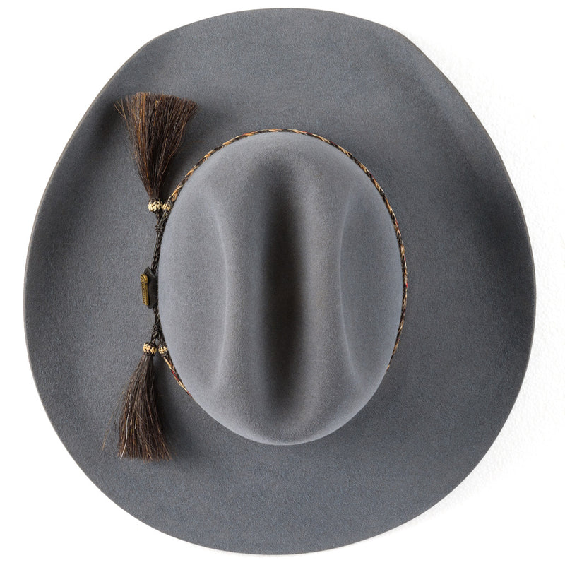 Akubra Rough Rider - Gum Grey