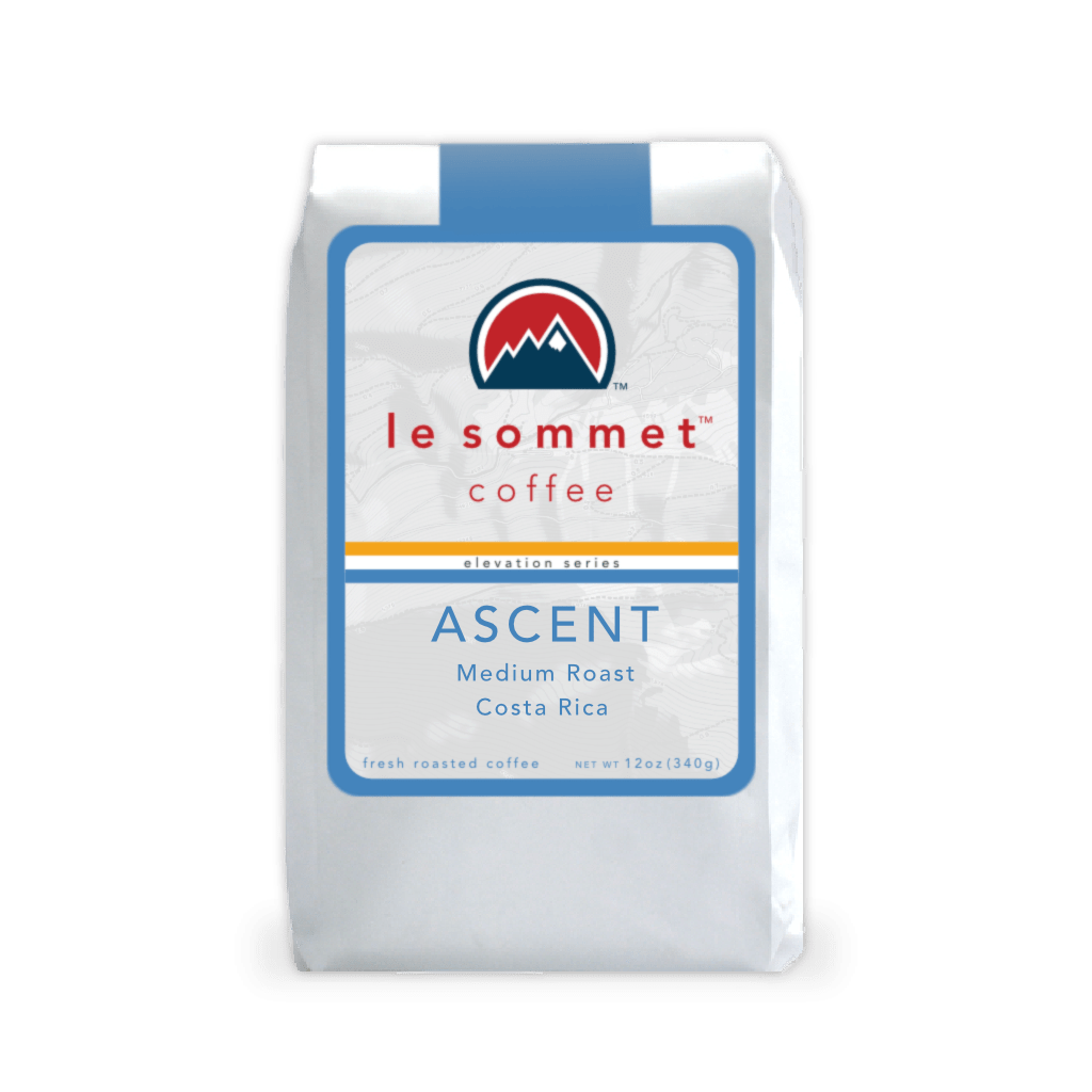 Ascent | Le Sommet Coffee | Dript Coffee Co.