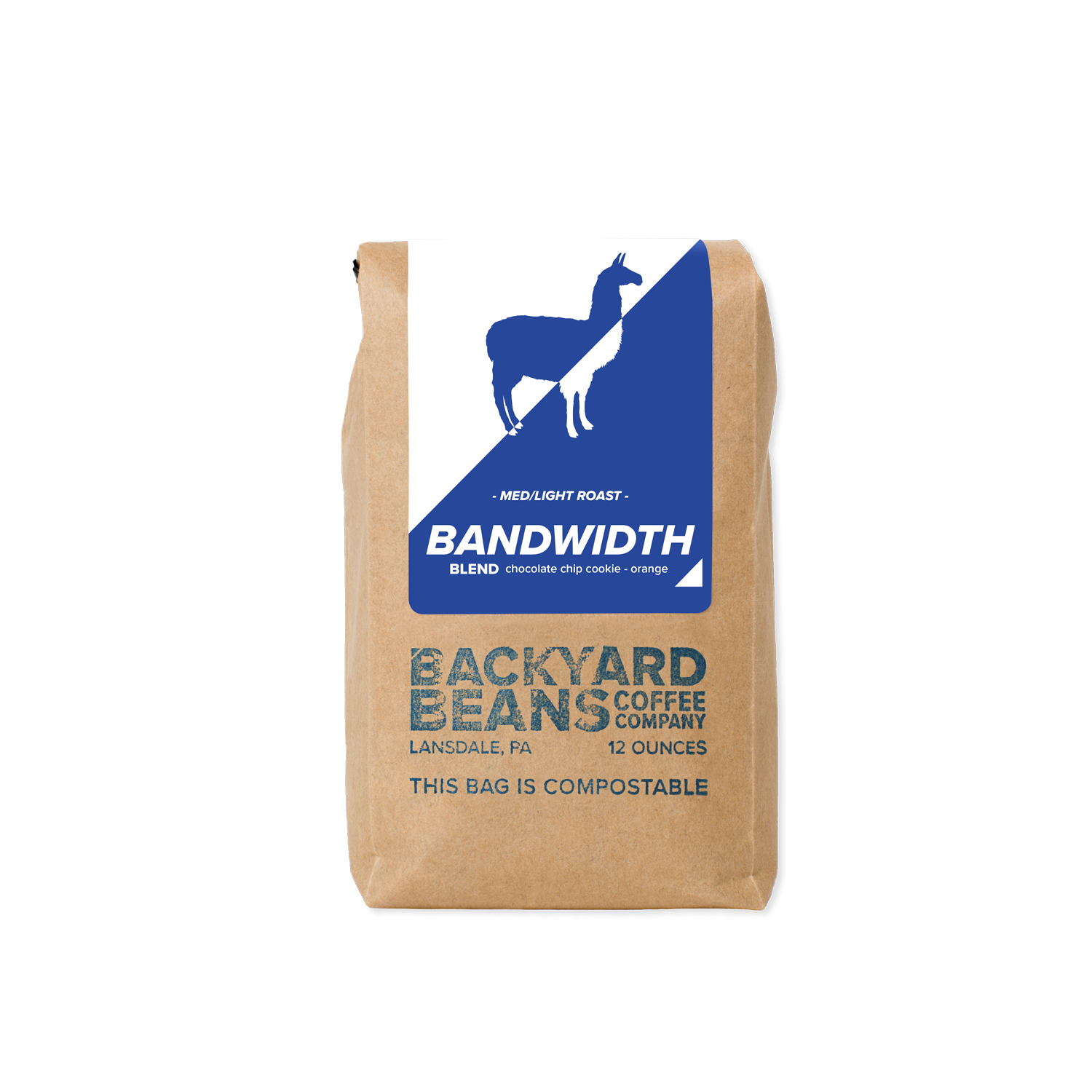 Bandwidth | Backyard Beans Coffee Co. | Dript Coffee Co.