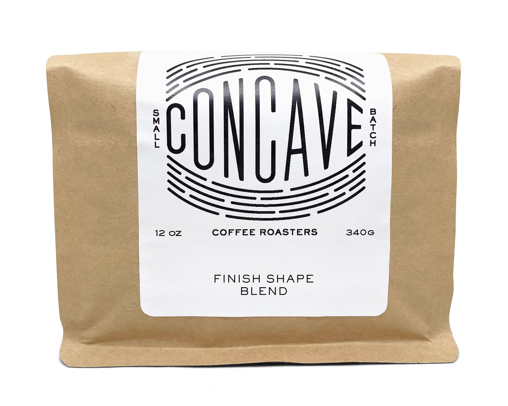 Finish Shape | Concave Coffee Roasters | Dript Coffee Co.