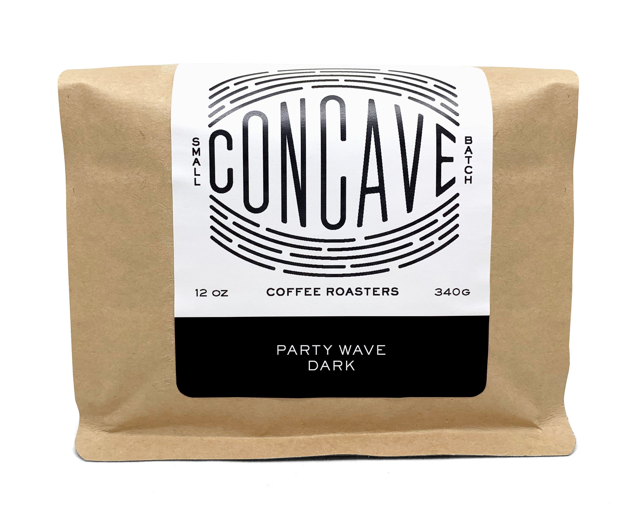 Party Wave | Concave Coffee Roasters | Dript Coffee Co.
