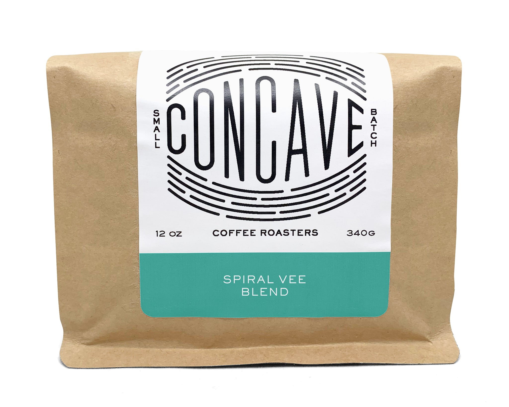 Spiral Vee Blend | Concave Coffee Roasters | Dript Coffee Co.
