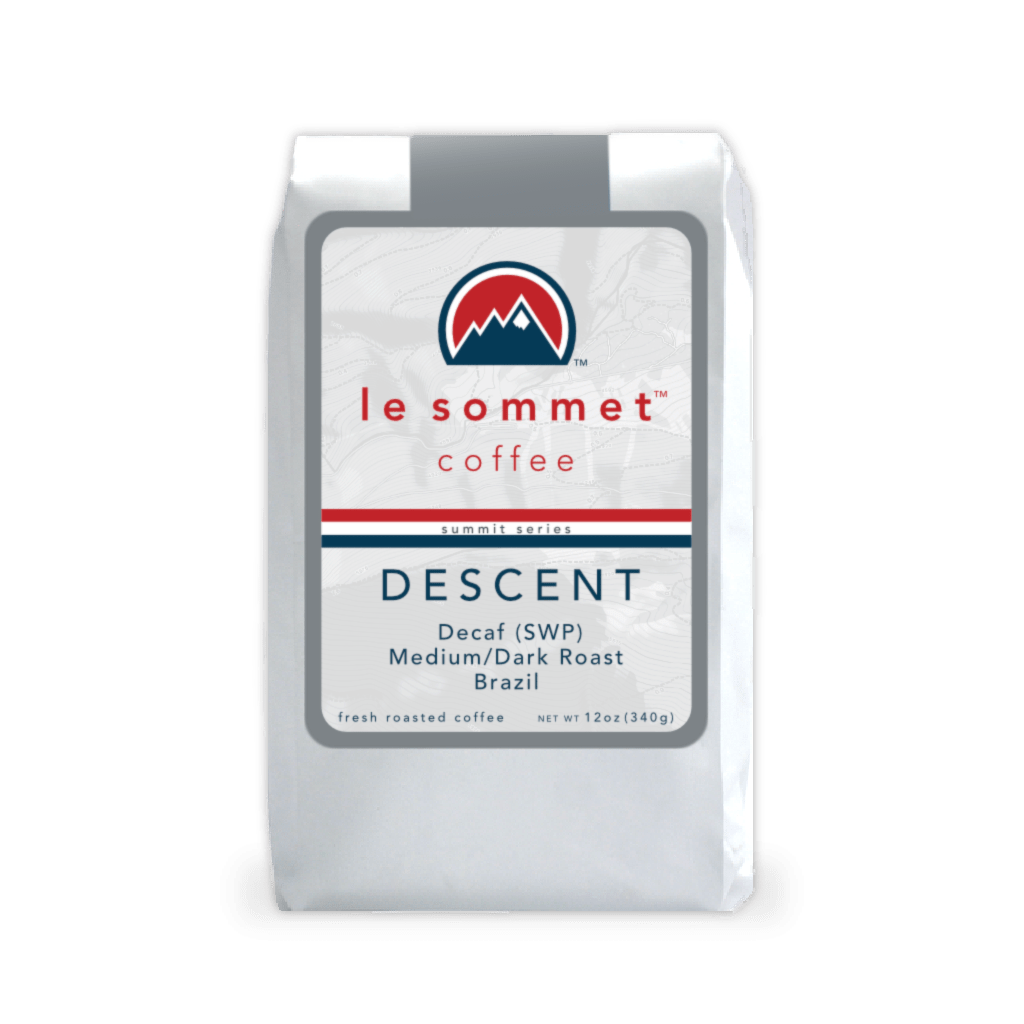 Descent Decaf | Le Sommet Coffee | Dript Coffee Co.