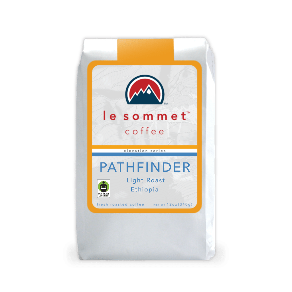 Pathfinder | Le Sommet Coffee | Dript Coffee Co.