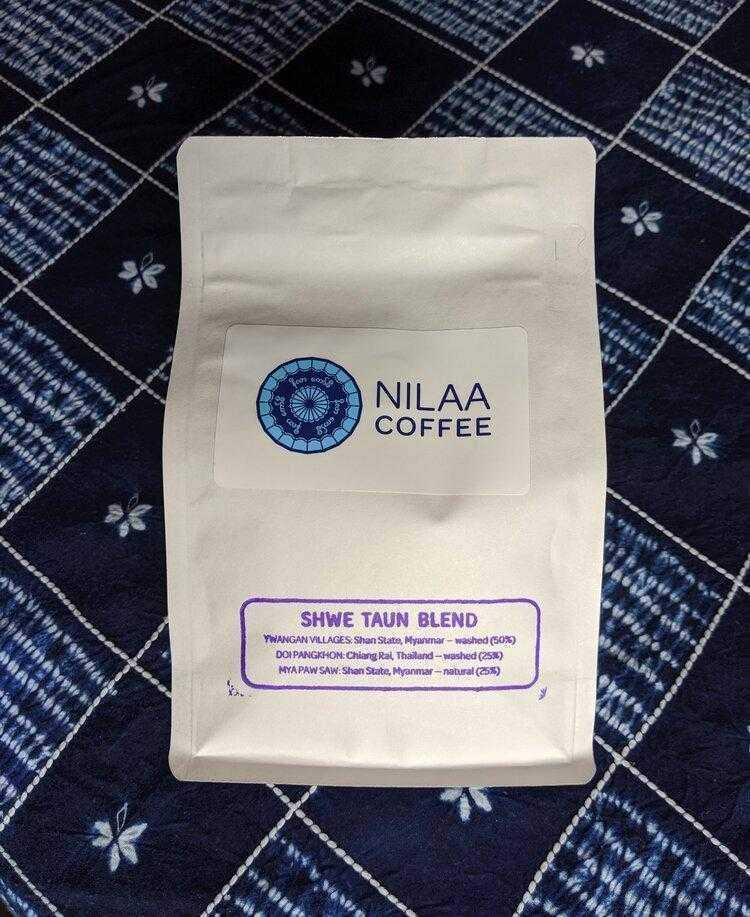 Shwe Taun Blend | Nilaa Coffee | Dript Coffee Co.